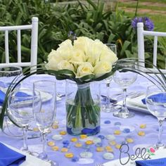 Floral Wedding Centerpieces Collection, design Bella Wedding Flowers team