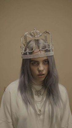 Edit of Billie eilish Made by meeee! Song-you should see me in a crown- Billie eilish Billie Eilish, Album Cover, Chica Cool, Thrasher, Celebs, Celebrities, Vsco, Portrait, Pretty