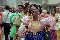 TRIP DOWN MEMORY LANE: EBRIE PEOPLE: THE FAMOUS COTE D`IVOIRE AKAN SUB-TRIBE THAT FOUNDED THE CITY OF ABIDJAN