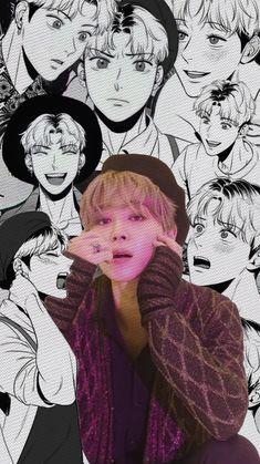Discografia Bts, Bts Bangtan Boy, Jimin Jungkook, Bts Taehyung, Park Jimim, Animes Wallpapers, Cute Wallpapers, Kpop Posters, Foto Jimin