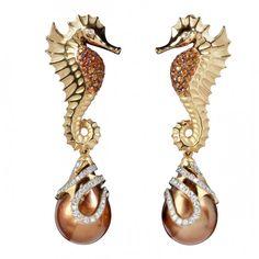 Earrings by Mousson Atelier