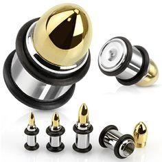 Ammunisjonsplugg: http://www.bodypiercing.no/produkt/ammunition-plugg/
