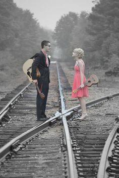 Ukulele couple #homecoming