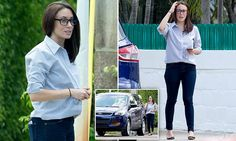 Casey Anthony out of hiding: Smiling tot mom buys a new car These Girls, Bad Girls, Casey Anthony, Buying New Car, Weird News, New Blue, True Crime, Trials, Suit Jacket