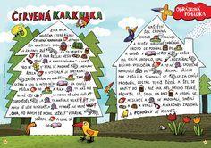 SYLVA FRANCOVÁ: Kreslené pohádky Preschool Worksheets, Preschool Activities, Diy For Kids, Crafts For Kids, Morse Code, School Hacks, Pre School, Kids And Parenting, Montessori