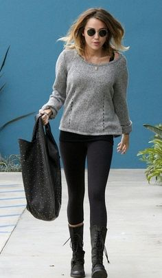 Cute Casual Outfits Miley Cyrus - Bing Images