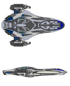 Oberon Class Freighter by kavinveldar on DeviantArt Spaceship Art, Spaceship Design, Spaceship Concept, Concept Ships, Star Trek 1, Star Trek Ships, Star Wars Art, Futuristic Motorcycle, Futuristic Cars