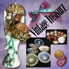 Vintage Treasurz - OdzBodz Auctions Online - Future Home of Land of Odz Live Auctions