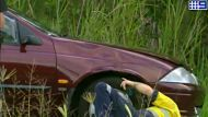 Bruce Highway crash: Woman ran out of fuel before collision