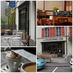 The Lausanne Guide to Life and Style: Where to eat and drink in Lausanne: La Couronne d'Or