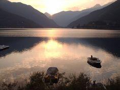 Lago di Ledro, Trentino, Italy