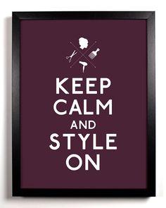keep calm posters, keep calm quotes, home hair salons, hairstylist . Keep Calm Posters, Keep Calm Quotes, Hairstylist Quotes, Cosmetology Quotes, Home Hair Salons, Beauty Tips For Face, Hair Quotes, Beauty Hacks Video, Love Hair