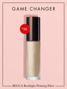 Review: BECCA Backlight Priming Filter is the Perfect Primer | Daily Makeover