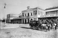 Patrimonio Industrial Arquitectónico: Sevilla. Proyecto de recuperación de Estación de San Bernardo..