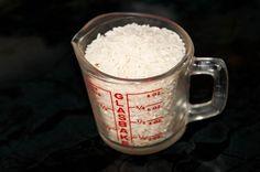 La guía definitiva: como hacer arroz blanco sin que se te pegue, se queme, quede crudo, etc. Aprende como cocinar arroz blanco correctamente.
