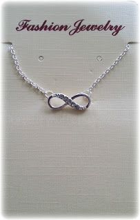 Check out this Beautiful Infinity Necklace! Makes the perfect gift! #rosavilaboutique