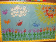 Decoração de Primavera - Atividades para Educação Infantil