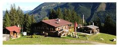 SonnAlm Saalbach Style At Home, Cabin, House Styles, Home Decor, Environment, Decoration Home, Room Decor, Cabins, Cottage