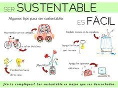 Ser Sustentable es fácil