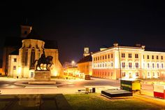 Alba Iulia, Romania: Six Centuries of History in one Hilltop Fortress - Europe Up Close Homeland, Cathedral, Europe, Mansions, History, Country, House Styles, Statue, Historia