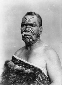 ta moko  | Ta Moko, le Tatouage Maori | Les Petits Bonheurs de Sophie