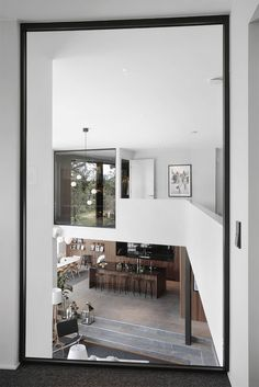 Magnificent High Ceiling Swedish Home Modern Interior, Home Interior Design, Interior Architecture, Interior Decorating, Dream Home Design, Modern House Design, Sweet Home, House Rooms, Cozy House