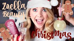 Zoella beauty christmas range 2016 (GINGERBREAD SCENTED OMG DYING)
