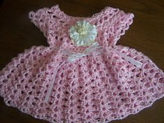 [Video Tutorial] Your Little One Will Enjoy The Summer In Style With This Beautiful Crochet Dress