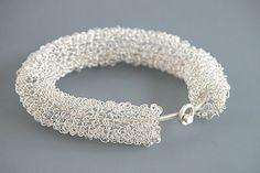 Marina Massone sterling silver bracelet  www.marinamassone.com
