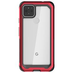 Description Features Specs Material Colorway Compatibility Video The Atomic Slim Pixel 4a 5G phone case is the perfect combination of military grade protection, modern design, and next gen tech! With state-of-the-art shockproof drop resistance, these clear Pixel 4a 5G cases are built to withstand drops from 12 feet. The heavy duty drop-tested protection is thanks to the case's advanced reinforced dual-layer design. Inside you'll find a shockproof, ultra thin flexible TPU inner skin. The outer la Google Pixel 5, Google Pixel Phone, Aluminum Metal, Layers Design, Aluminium Alloy, Protective Cases, Slim, Phone Cases, Modern Design