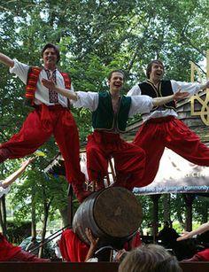 Ukrainian Folk Dance