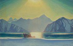 Sunglare: Alaska, Rockwell Kent