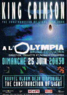 KC 2000 Paris show ad.
