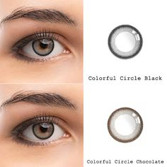 - Coloured Contacts Online丨Circle Lenses丨Cosmetic Lenses - See The Colorful World Best Colored Contacts, Color Contacts, Contact Lenses For Brown Eyes, Costume Contact Lenses, Korean Colors, Mandala Hand Tattoos, Toric Lenses, Lenses Online, Eyes