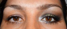 Make um olho com e e outro sem, mostrando a diferença que faz !!!