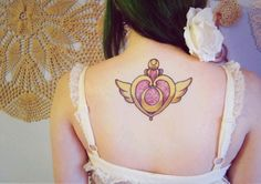 Sailor moon tattoo lovely!!