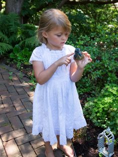 Maria Girls Dress | New Arrivals!, Girls & Baby :Beautiful Designs by April Cornell