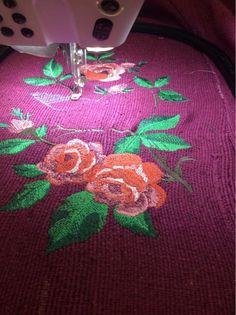 گلدوزی٫برودری دوزی ٫ اپلیکه ٫ گلدوزی مانتو ٫گلدوزی لباس شب ٫ گلدوزی لباس عروس  http://embroidery.ir