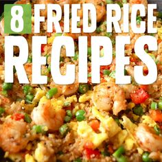 "These low-carb versions of fried ""rice"" use clever substitutes for rice. They're 100 times healthier and you won't even miss the rice."