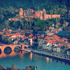 Heidelberg. Beautiful City.
