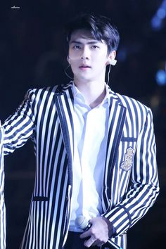 Sehun - 160305 Exoplanet #2 - The EXO'luXion in DalianCredit: Catherine.