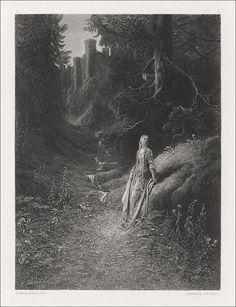 Gustave Doré, Elaine,