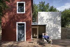 Rehabilitation of a Rural House / Cyril Chênebeau