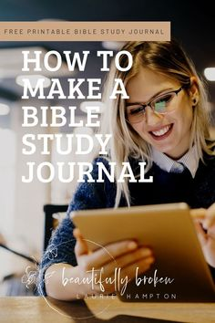 Pretty printable Bible Study journal for your spiritual growth to help you get organized and record your Bible study, sermons you hear, memorization verses, and any other notes. This printable contains 10 printable pages. Free Bible Study, Bible Study Group, Bible Study Tips, Bible Study Journal, Scripture Study, Spiritual Disciplines, Spiritual Practices, Christian Inspiration, Biblical Inspiration