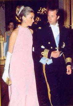 King Albert and Queen Paola of Belgium