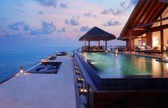 Taj Exotica Resort and Spa, South Malé Atoll, Maldives