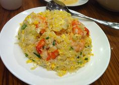 Din Tai Feng, Prawn Fried Rice