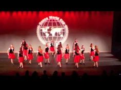 Alberta Social Studies: Meteghan Traditions (dance). Dance World Cup 2013 - Canada - Acadian Folk, NS