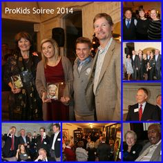 ProKids celebrated the compassionate support of the community at the annual Soiree. The event included honoring the memory of Merilee Turner with the naming of the Volunteer of the Year Award, given this year to Susan Sweeney Kreuzmann. This year's Community Builder Award was shared by four couples: Jeb and Nirvani Head,Dick and Joanie Paulsen, Ben and Amy Russert and Billy and Valerie Thomason.