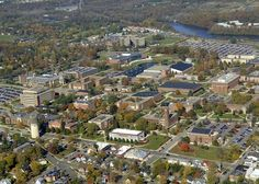 Eastern Michigan University, Ypsilanti Michigan.  One of the four regional universities around the state.  A part of the quality university education in Michigan